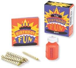 Book The Birthday Fun Box by Ariel Books
