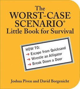 Book The WORST-CASE SCENARIO Little Book for Survival by Joshua Piven