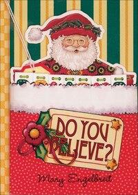 Do You Believe?: A Pocket Treasure Book For Christmas