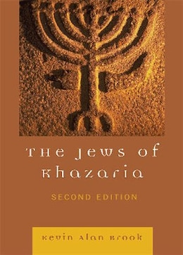 Book The Jews Of Khazaria by Kevin Alan Brook