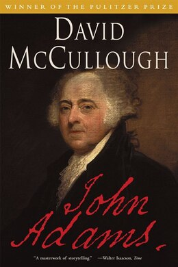 Book John Adams by David McCullough