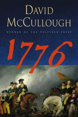 Book 1776 by David McCullough
