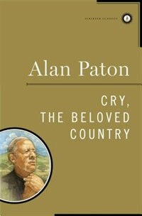 Book Cry, the Beloved Country by Alan Paton