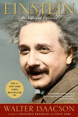 Book Einstein: His Life and Universe by Walter Isaacson