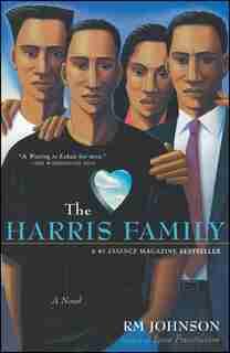 The Harris Family: A Novel by RM Johnson