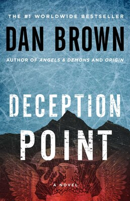 Book Deception Point by Dan Brown