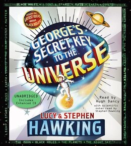 Book George's Secret Key to the Universe by Stephen Hawking