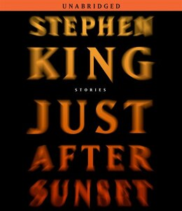 Book Just After Sunset: Stories by Stephen King