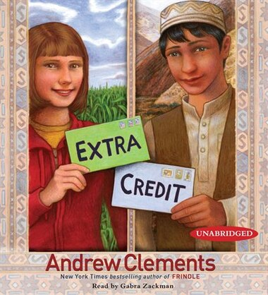 Extra Credit by Andrew Clements