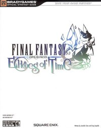Final Fantasy Crystal Chronicles: Echoes Of Time Official Strategy Guide