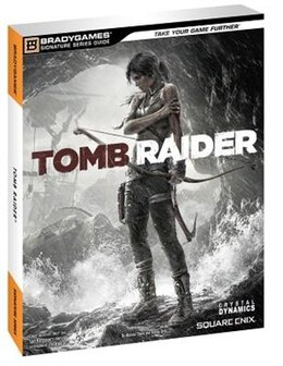 Book Tomb Raider Signature Series Guide by Square Bradygames
