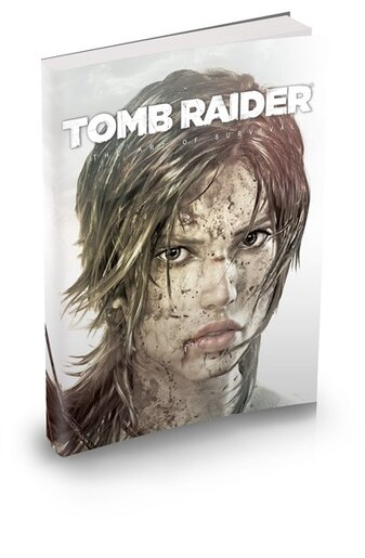 Tomb Raider: The Art Of Survival