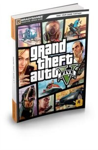 Book Grand Theft Auto V Signature Series Strategy Guide by Rockstar Bradygames