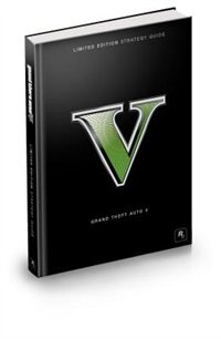Grand Theft Auto V Limited Edition Strategy Guide