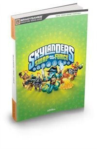 Book Skylanders Swap Force Signature Series Strategy Guide by Activision Bradygames
