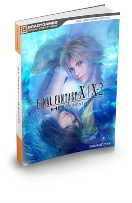 Book Final Fantasy X/x 2 Hd Remaster Official Strategy Guide by Square Enix