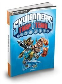 Book Skylanders Trap Team Signature Series Guide by Activision Activision