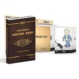 Book Fallout 4 Vault Dweller's Survival Guide Collector's Edition: Prima Official Game Guide by David Hodgson