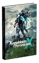 Book Xenoblade Chronicles X Collector's Edition Guide by Prima Games
