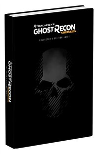 Tom Clancy's Ghost Recon Wildlands: Prima Official Collector's Edition Guide