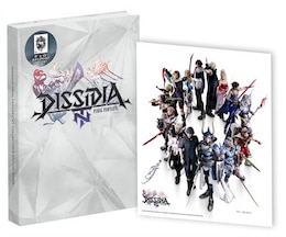 Book Dissidia Final Fantasy Nt: Prima Collector's Edition Guide by Joseph Epstein