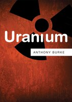 Book Uranium by Anthony Burke
