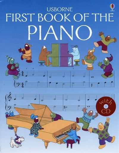 First Book Of The Piano by Eileen Obrien