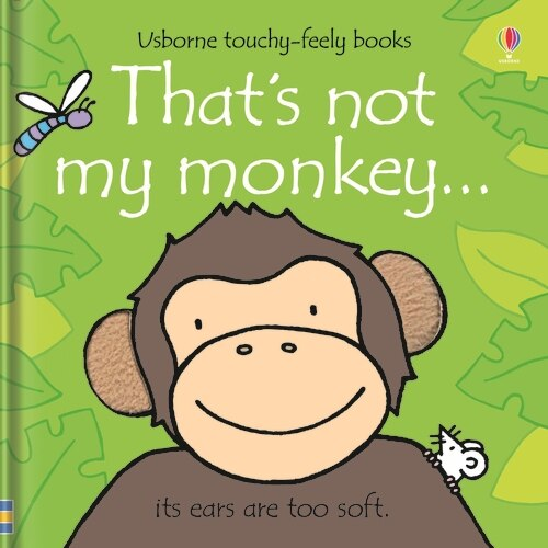 Thats Not My Monkey by Fiona Watt