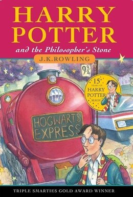 Book Harry Potter And The Philosopher's Stone Children's Hardcover by J.k. Rowling