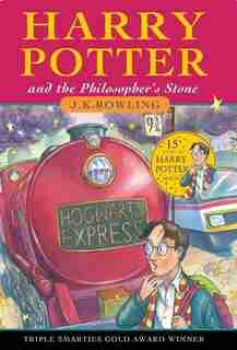Harry Potter And The Philosopher's Stone Children's Hardcover by J.K. Rowling