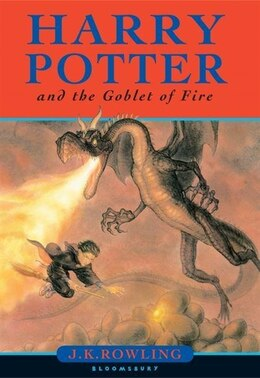 Book Harry Potter And The Goblet Of Fire Children's Hardcover by J.k. Rowling