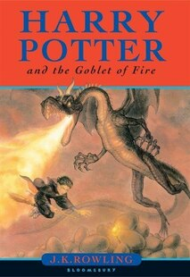 Harry Potter And The Goblet Of Fire Children's Hardcover