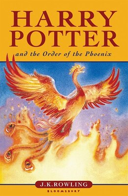 Book Harry Potter And The Order Of The Phoenix Children's Hardcover by J.k. Rowling