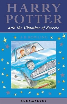 Book Harry Potter And The Chamber Of Secrets Movie Tie-in Edition: Celebratory Edition by J.k. Rowling