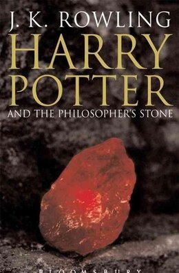 Book Harry Potter and the Philosopher's Stone: Adult Edition by J.k. Rowling