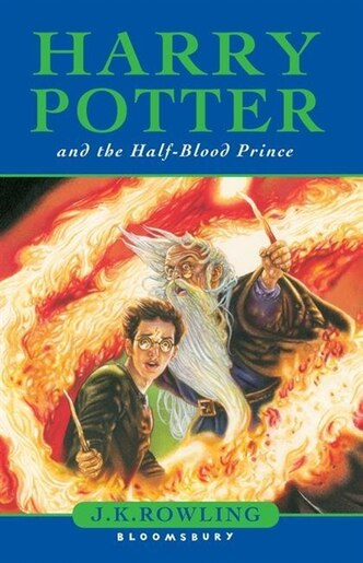 Harry Potter And The Half Blood Prince Children's Hardcover by J.k. K. Rowling