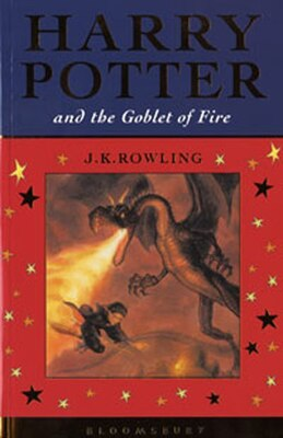 Book Harry Potter And The Goblet Of Fire Movie Tie-in Edition: Celebratory Edition by J.k. Rowling