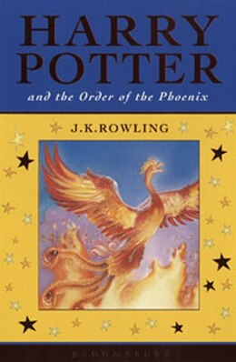 Book Harry Potter And The Order Of The Phoenix Movie Tie-in Edition by Jk Rowling