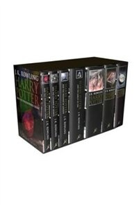 Book Harry Potter Adult Hardback Boxed Set X 7: Adult Edition by J.k. Rowling