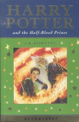 Book Harry Potter And The Half-blood Prince Movie Tie-in Edition: Celebratory Edition by J.k. Rowling