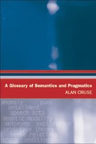 A Glossary Of Semantics And Pragmatics