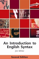 An Introduction to English Syntax: Second Edition