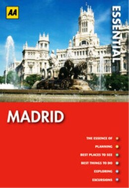 Book Spotlight On Madrid by AAA Publishing
