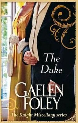 Book DUKE by Gaelen Foley