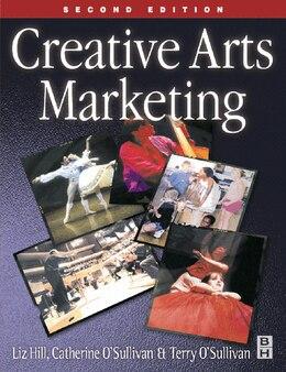 Book Creative Arts Marketing by Elizabeth Hill