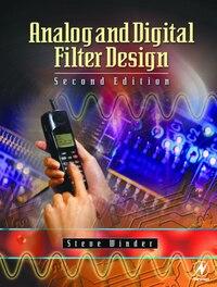 Analog And Digital Filter Design