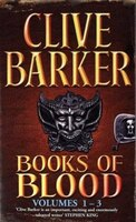 Book Books Of Blood Omnibus by Clive Barker