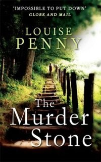 Book The Murder Stone by Louise Penny