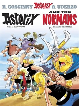 Book Asterix and the Normans by RENÉ GOSCINNY