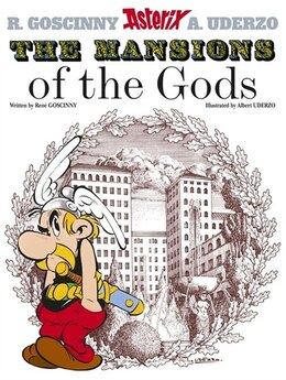 Book The Mansions Of The Gods by RENÉ GOSCINNY